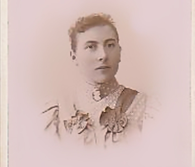 Ida Othilie, married to Thomas F. Korseberg